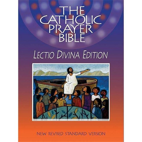 Catholic Prayer Bible-NRSV-Lectio Divina - (Paperback) - image 1 of 1
