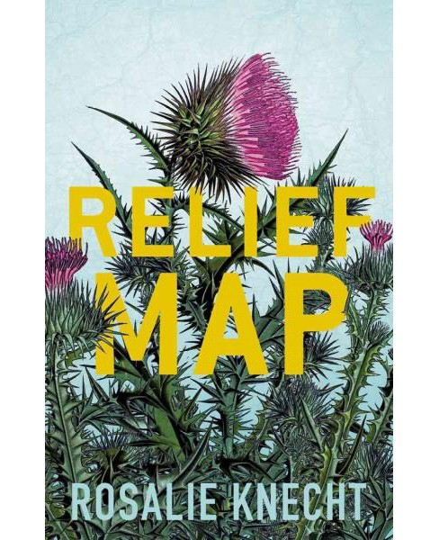 Relief Map (Paperback) (Rosalie Knecht) - image 1 of 1