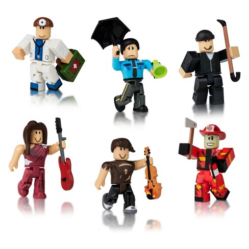 Roblox Citizens of Roblox Six Figure Pack - image 1 of 1