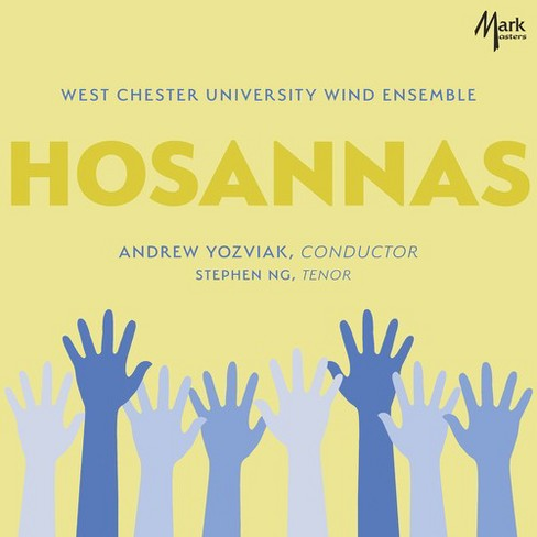 West Chester Univers - Hosannas (CD) - image 1 of 1