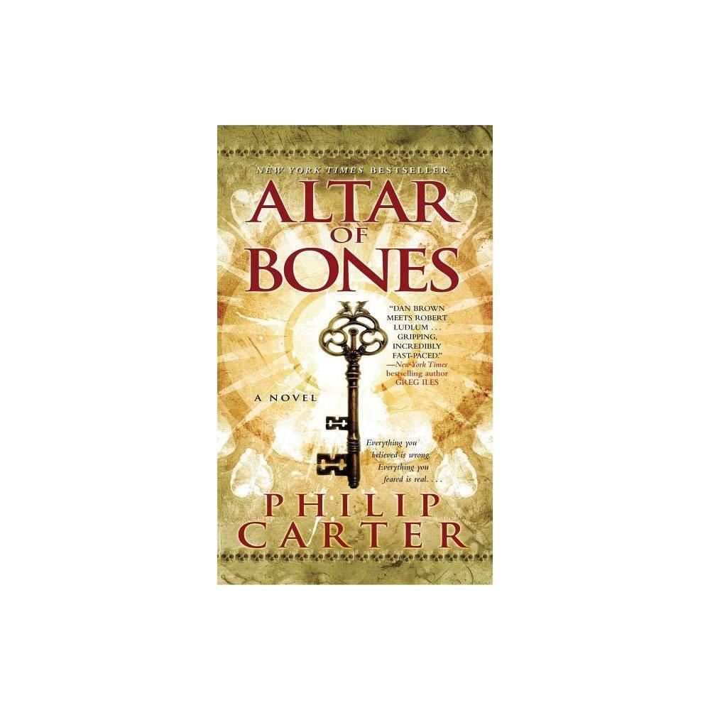 Altar Of Bones By Philip Carter Paperback