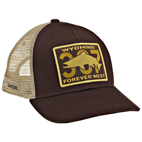 RepYourWater Wyoming 307 Patch Hat