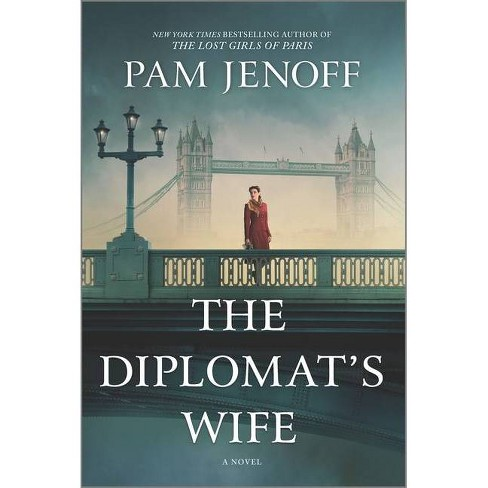 The Diplomat's Wife - by  Pam Jenoff (Hardcover) - image 1 of 1