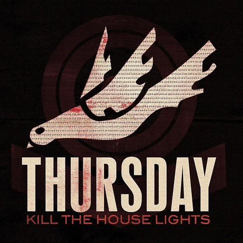 Thursday - Kill the house lights (Vinyl) - image 1 of 1