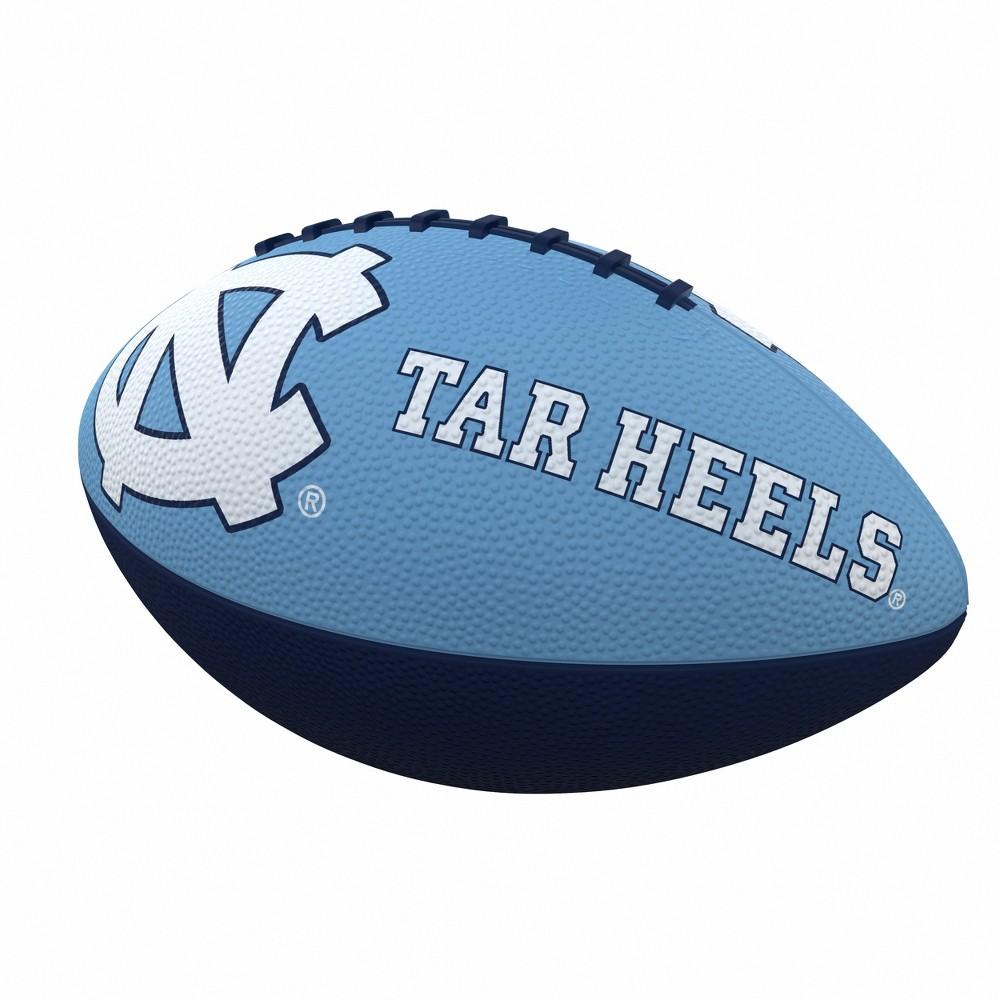 NCAA North Carolina Tar Heels Combo Logo Junior-Size Rubber Football