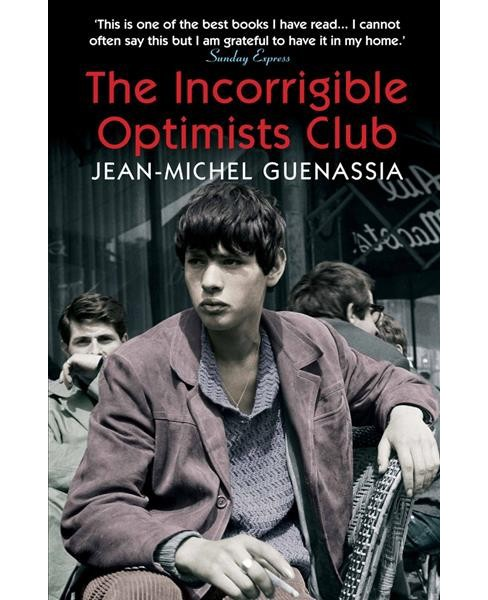 Incorrigible Optimists Club (Paperback) (Jean-Michel Guenassia) - image 1 of 1