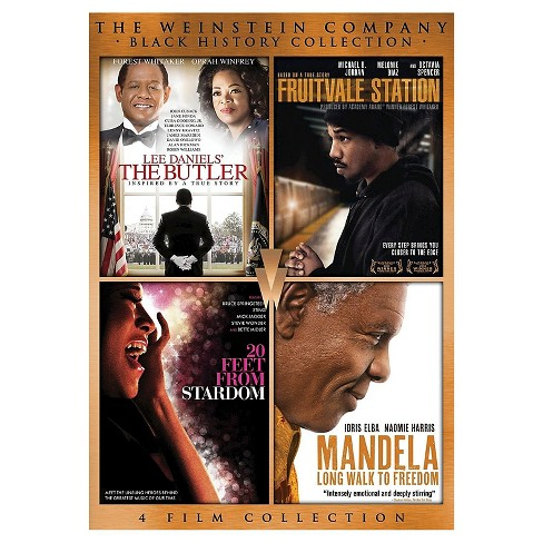 Black History Collection (DVD) - image 1 of 1