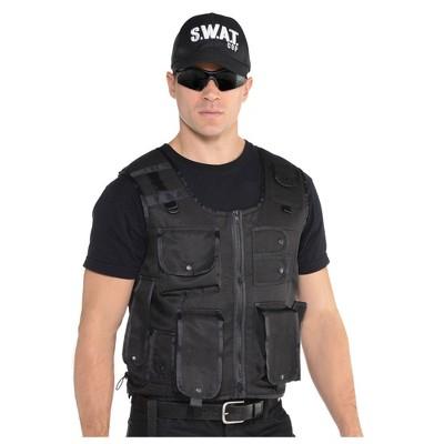 S.W.A.T. Vest Halloween Costume Accessory