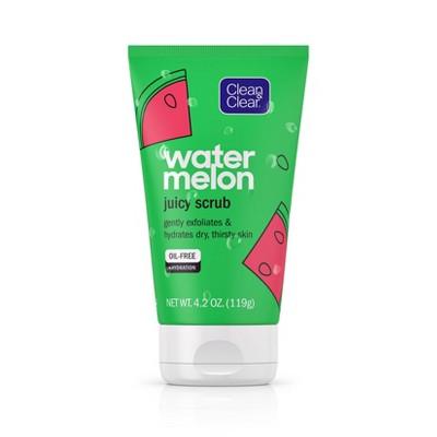 Clean & Clear Watermelon Juicy Scrub - 4.2oz