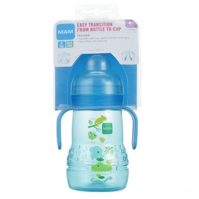 MAM Sippy Cup with Handles - Blue