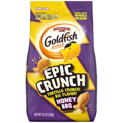 Crackers: Goldfish Epic Crunch