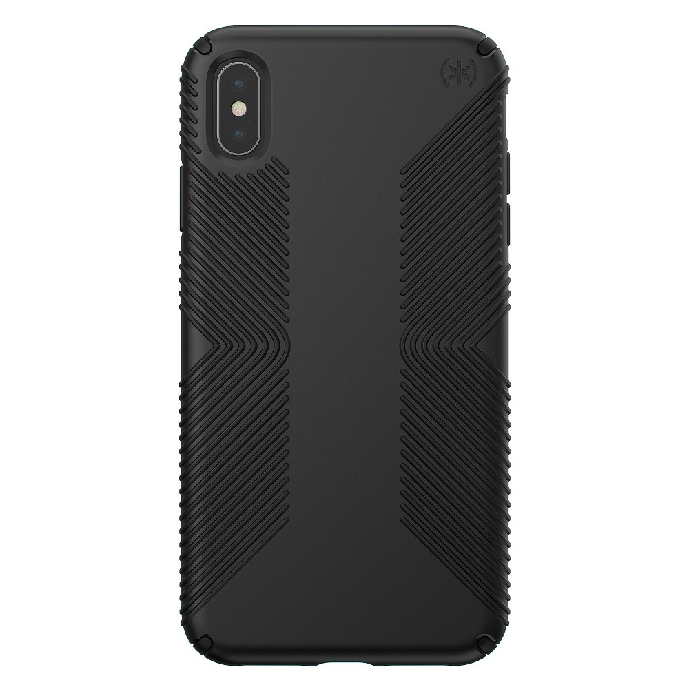 Speck Apple iPhone XS Max Presidio Grip Case - Black was $44.99 now $19.99 (56.0% off)