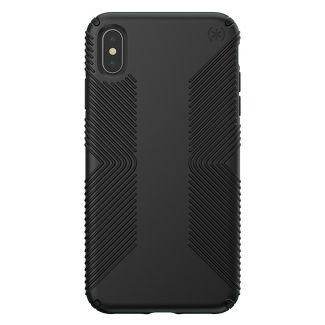 Speck Apple iPhone XS Max Presidio Grip Case - Black