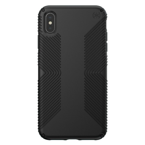 best loved 6961f 3d86a Speck Apple iPhone XS Max Presidio Grip Case - Black