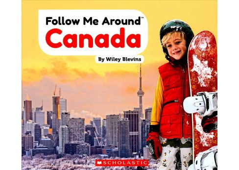 Canada (Paperback) (Wiley Blevins) - image 1 of 1