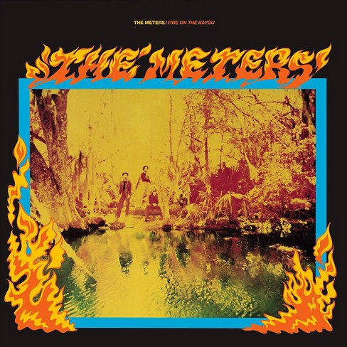 Meters - Fire on the bayou (Starburst colored (Vinyl) - image 1 of 2