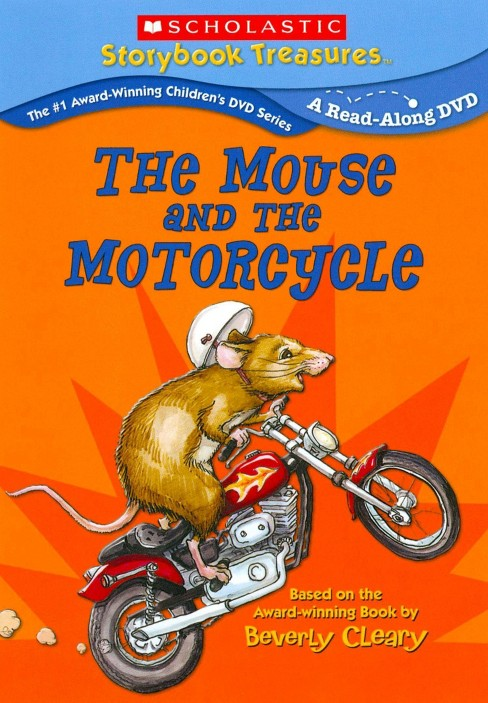 Mouse and the motorcycle (DVD) - image 1 of 1