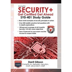 Comptia Security+ - by  Darril Gibson (Paperback)