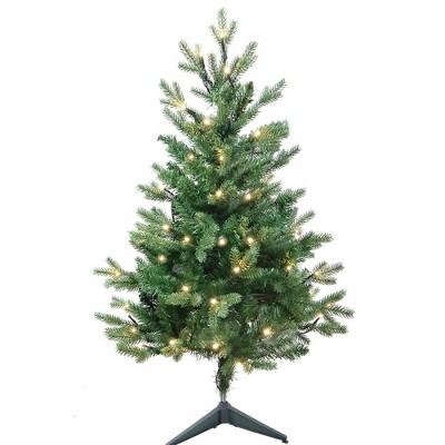 Kurt Adler 3' Warm White LED Jackson Pine Tree