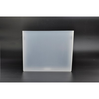 Plastic File Box Clear - Made By Design™