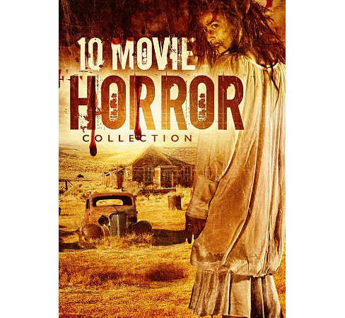 10 Movie Horror Collection:Vol 14 (DVD) - image 1 of 1