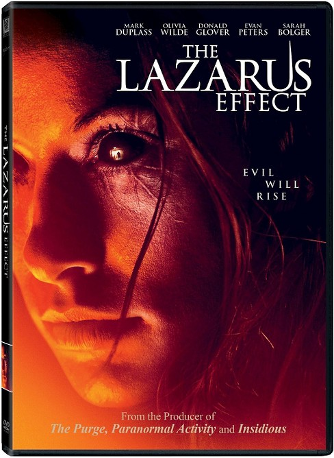 The Lazarus Effect (dvd_video) - image 1 of 1