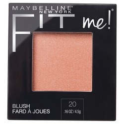 Maybelline FitMe Blush - 0.16oz