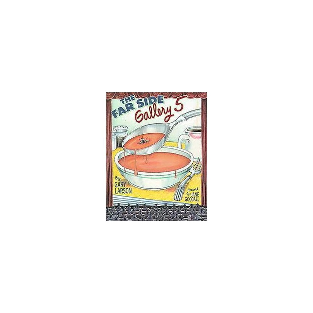 Far Side Gallery 5 (Paperback) (Gary Larson)
