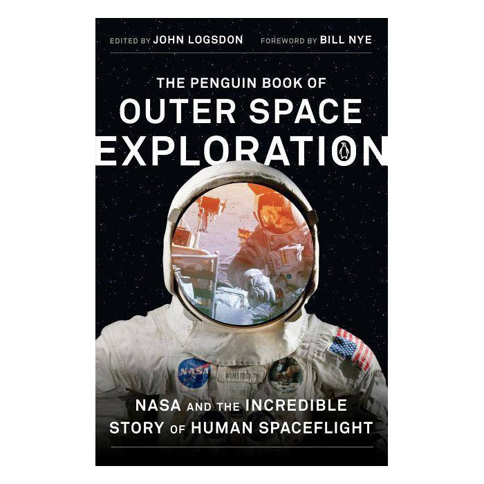 The Penguin Book of Outer Space Exploration - (Paperback) - image 1 of 1