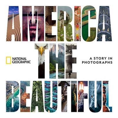 America the Beautiful - (Hardcover)