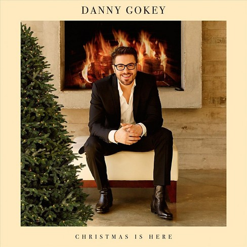 Danny gokey - Christmas is here (CD) - image 1 of 1