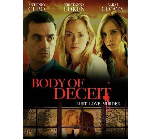 Body Of Deceit (DVD) - image 1 of 1