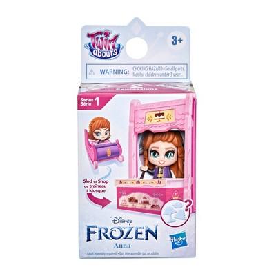 Disney's Frozen 2 Twirlabouts Series 1 Single Vehicle Anna