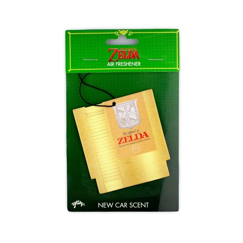 Just Funky The Legend Of Zelda Official NES Cartridge Air Freshener | New Car Scent - image 1 of 4
