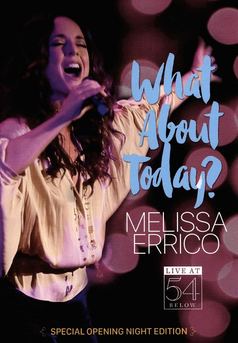 What about today live at 54 below (DVD) - image 1 of 1