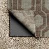 Gray Premier Solid Rug Grip Pad - Oriental Weavers - image 2 of 3