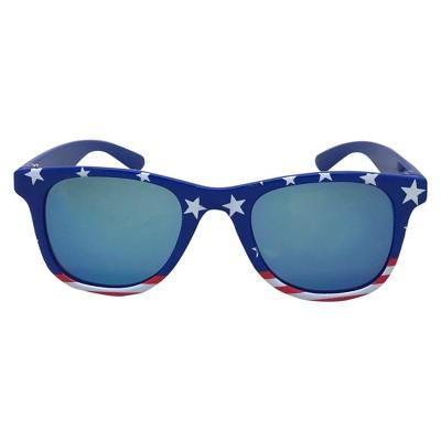 Toddler Flag Sunglasses - Cat & Jack™ Blue