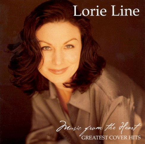 Lorie line - Music from the heart (CD) - image 1 of 2