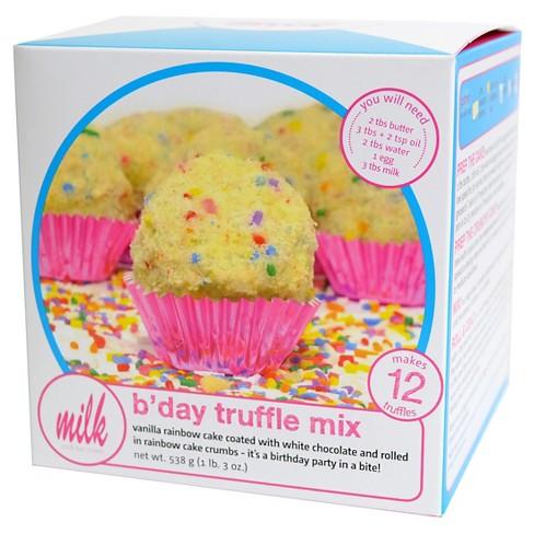 Milk Bar Birthday Truffle Mix 19oz Target