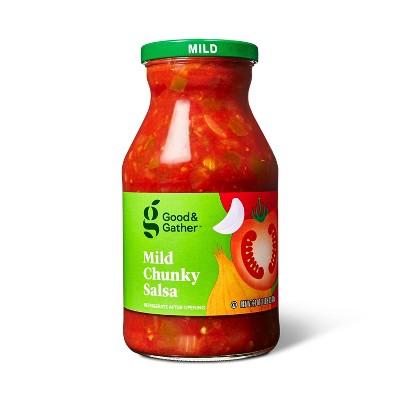 Mild Chunky Salsa 24oz - Good & Gather™