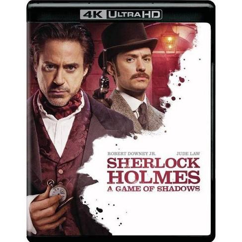 Sherlock Holmes: A Game of Shadows (Blu-ray)(2020) - image 1 of 1