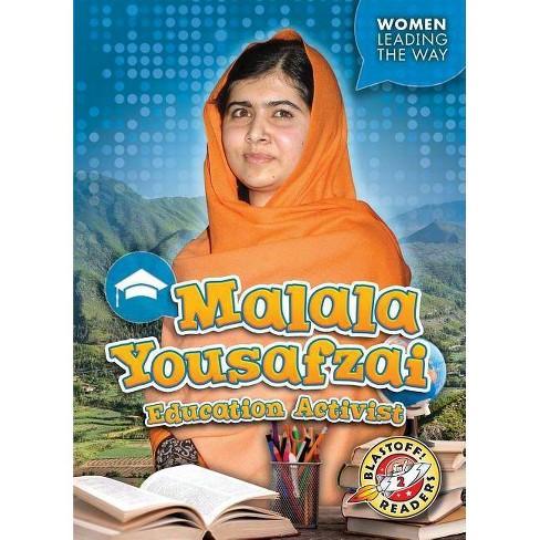 Malala Yousafzai - (Women Leading the Way) by  Kate Moening (Paperback) - image 1 of 1