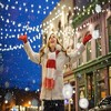 Northlight 300ct Decorative Christmas Lights Clear - 61' White Wire - image 4 of 4