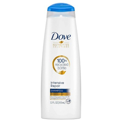 Dove Nutritive Solutions Strengthening Shampoo for Damaged Hair Intensive Repair