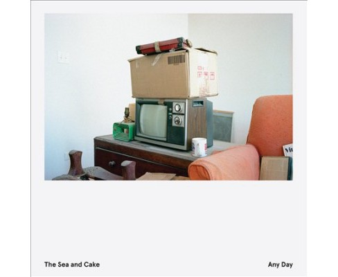 Sea And Cake - Any Day (Vinyl) - image 1 of 1