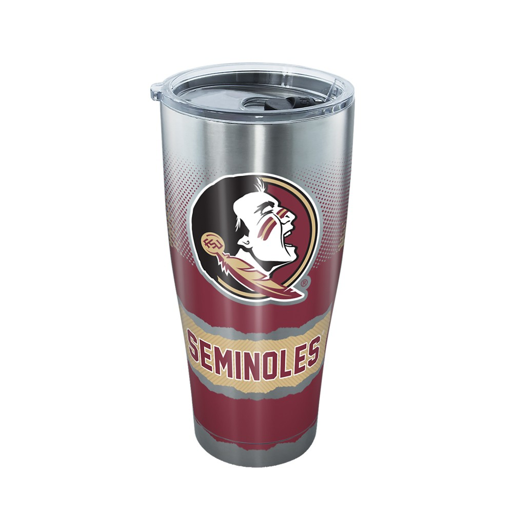 Tervis Florida State Seminoles Knockout 30oz Stainless Steel Tumbler with lid