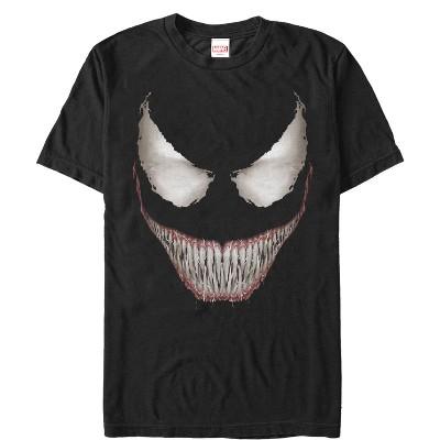 Men's Marvel Venom Grin T-Shirt