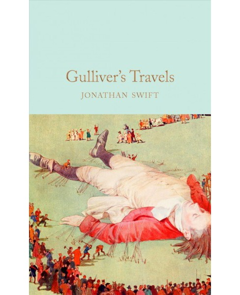 Gulliver's Travels -  (Macmillan Collector's Library) by Jonathan Swift (Hardcover) - image 1 of 1