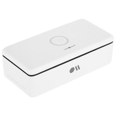 Safe+Mate x Case-Mate   UV-C Sanitizing Box - Accessories & Phone Sanitizer