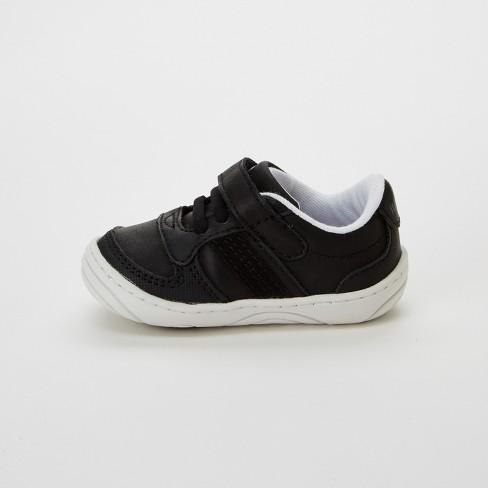 e695a9dc1 Baby Boys  Surprize By Stride Rite Alec Sneakers - Black   Target stride  rite surprize